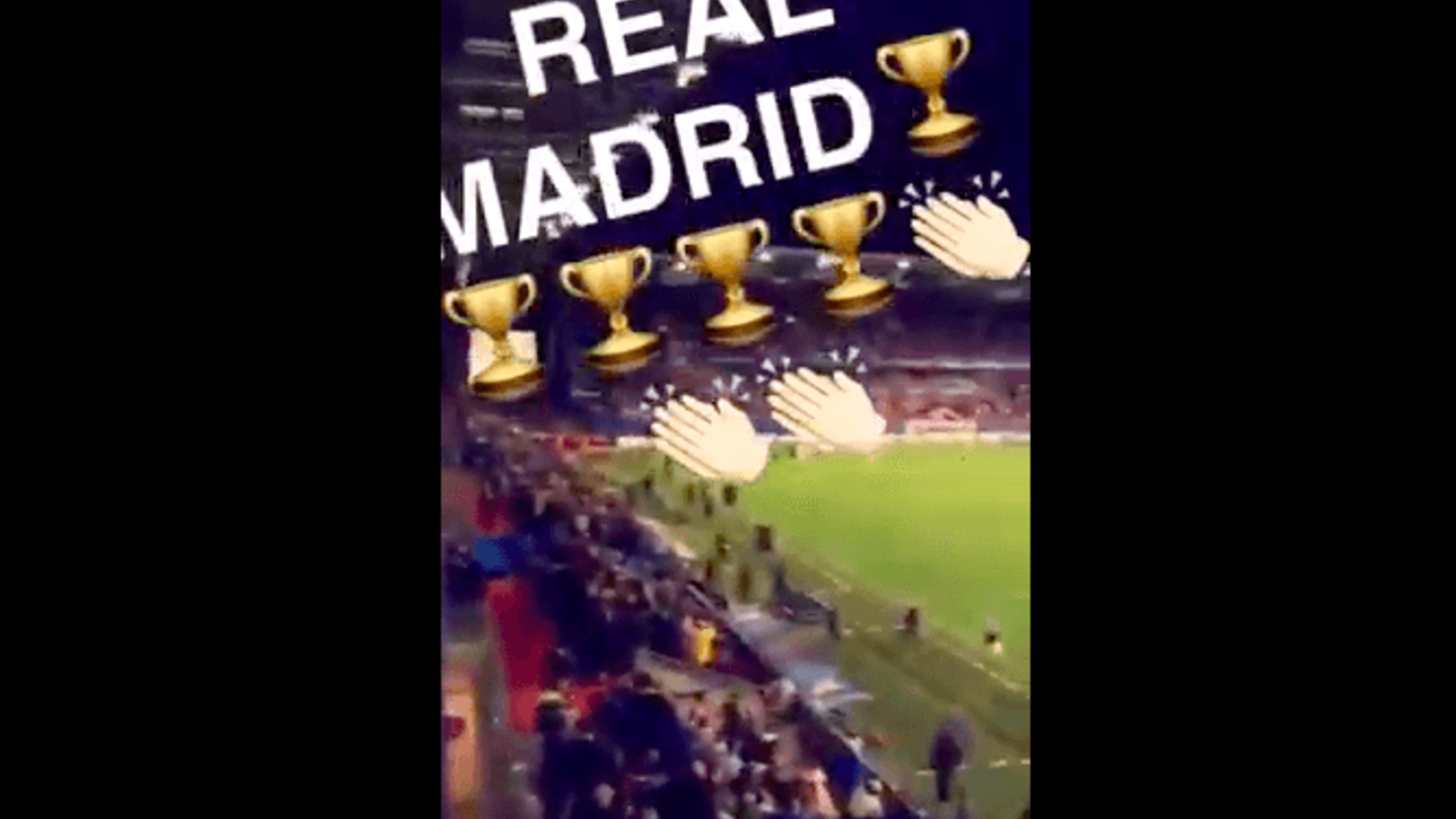 Caio Takes Over Copa90's Snapchat for the Super Cup