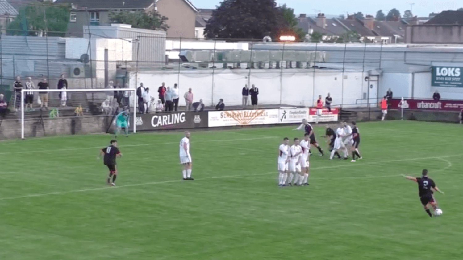 Pollok FC Player Scores The Greatest Hat-Trick You'll See This Season