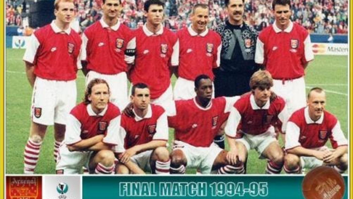 I was there: Nayim from the halfway line against Arsenal