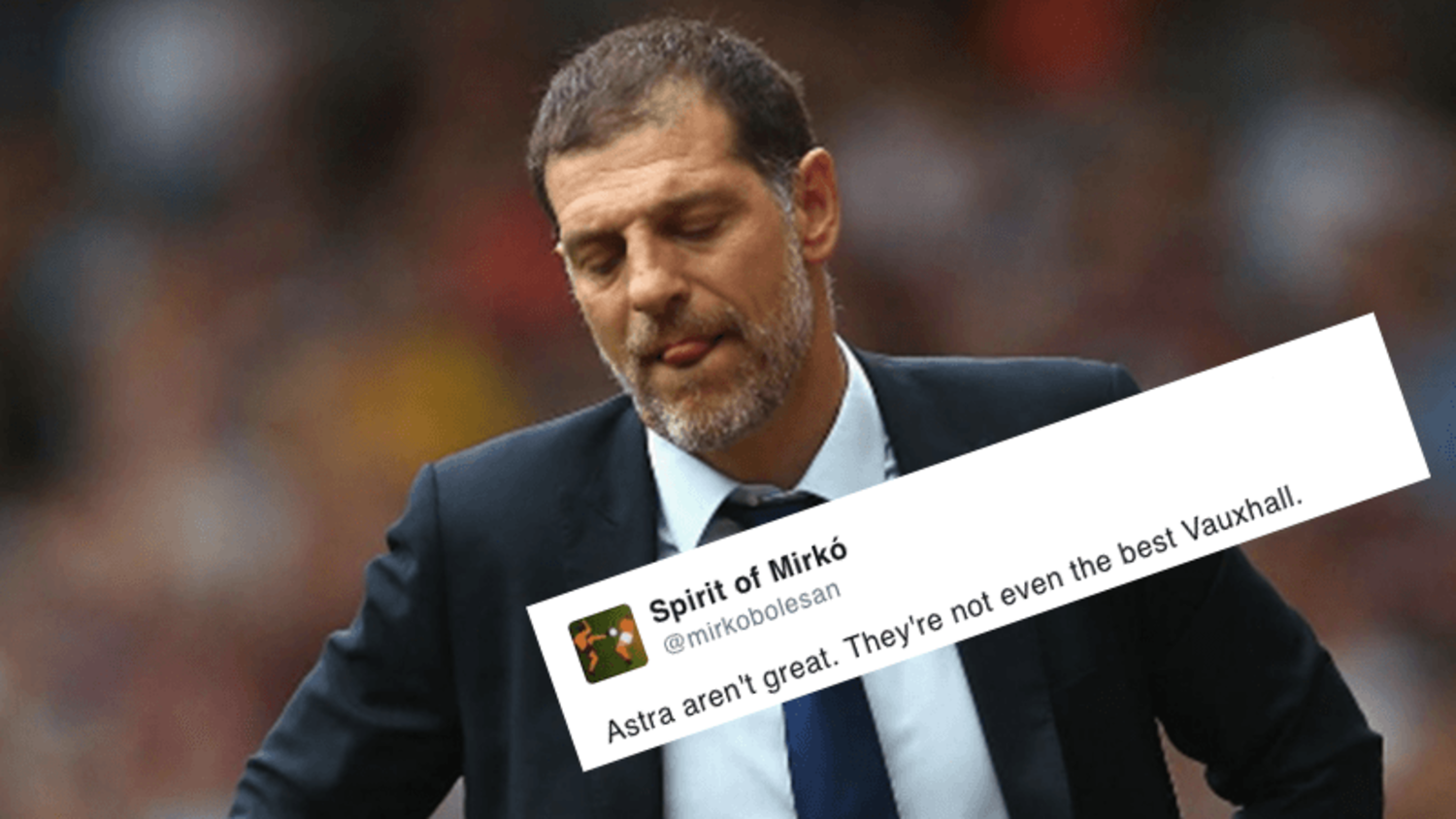 Internet Reacts to West Ham crashing out of Europa League against Astra Giurgiu