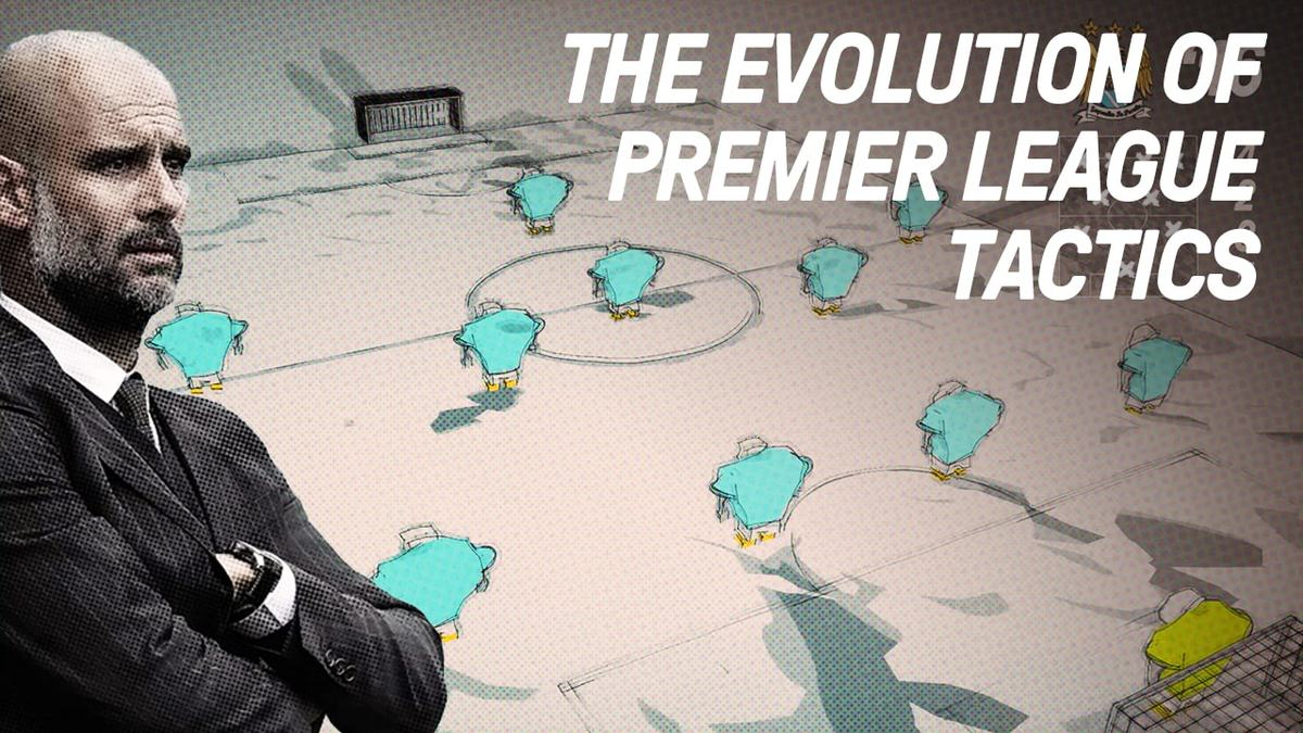 The Evolution of Premier League Tactics