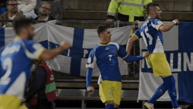 How Kosovo made history last night in their World Cup qualifier against Finland