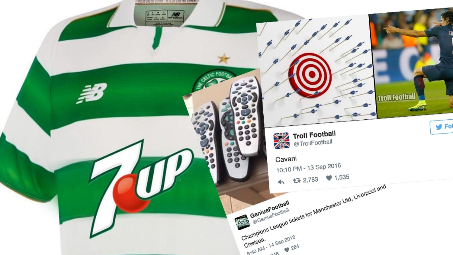 How The Internet Reacted To The Champions League Return