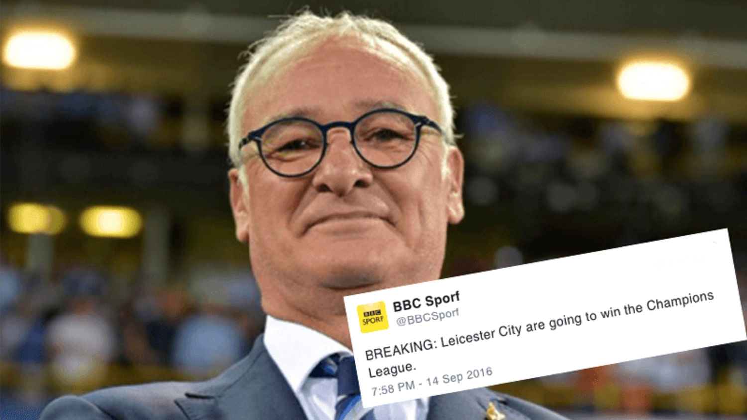 Best Tweets as the Leicester City Fairytale Continues