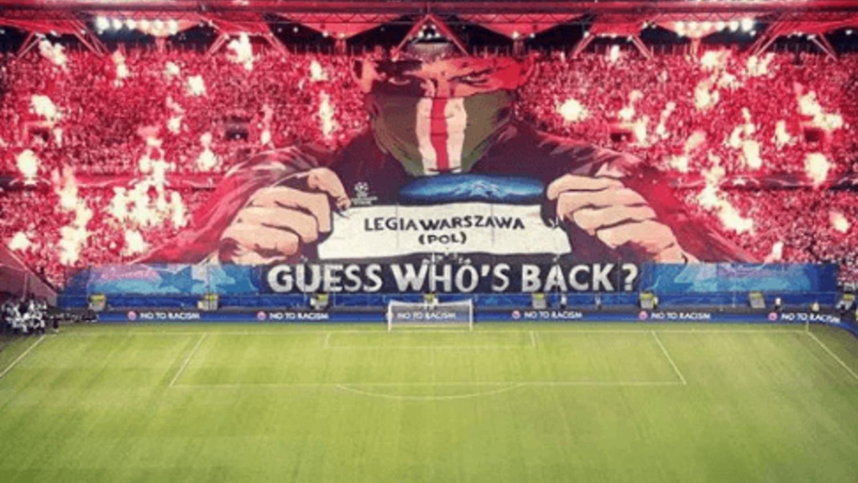 Verratti's No Look Bottle Flip - Top 5 Champions League Moments
