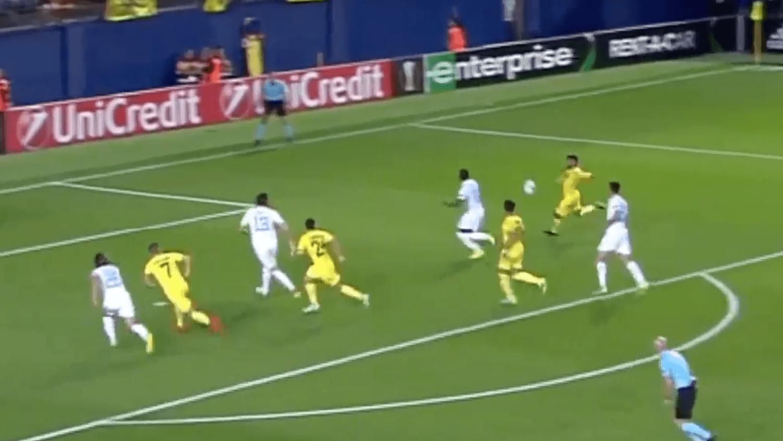 Villarreal's Incredible Second Goal vs Zurich