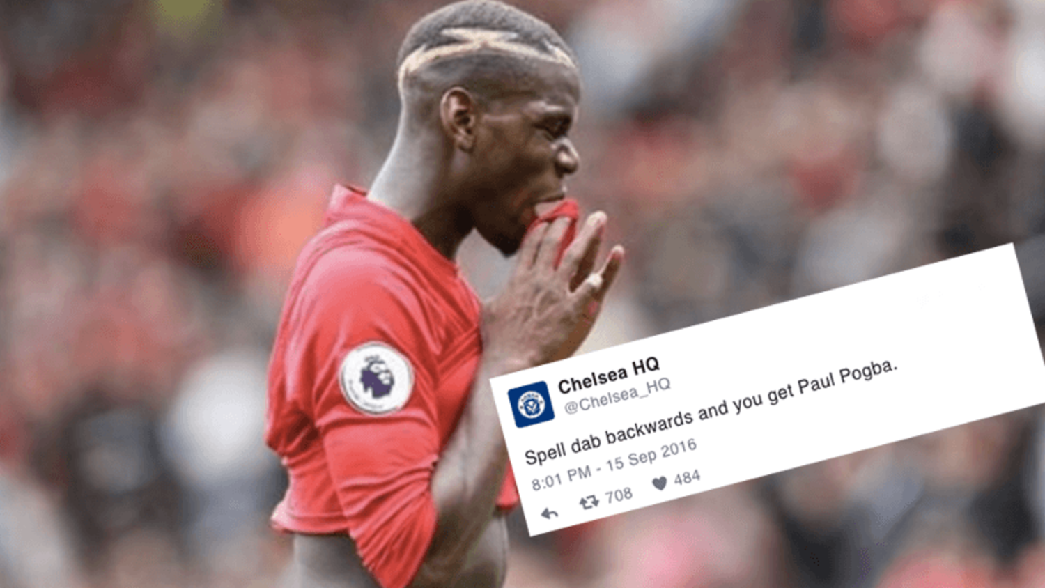 Internet trolls Paul Pogba after tough start at Man United