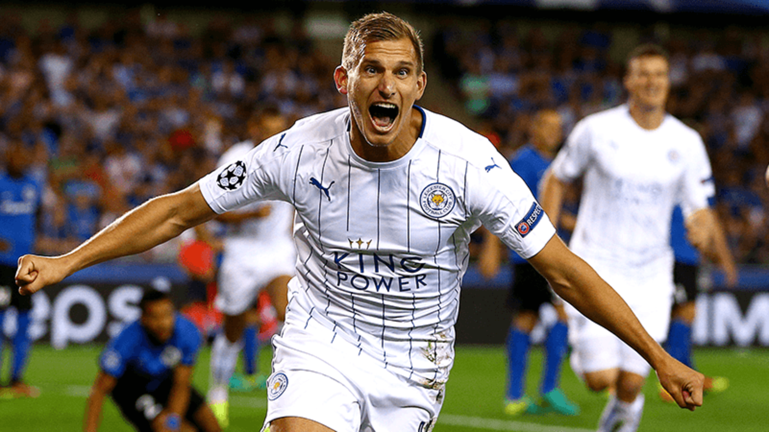 Marc Albrighton: From Aston Villa Reject to Champions League Goalscorer