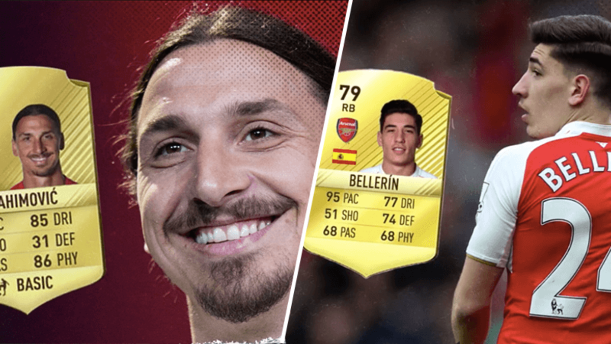 Most Underrated & Overrated Players on FIFA 17