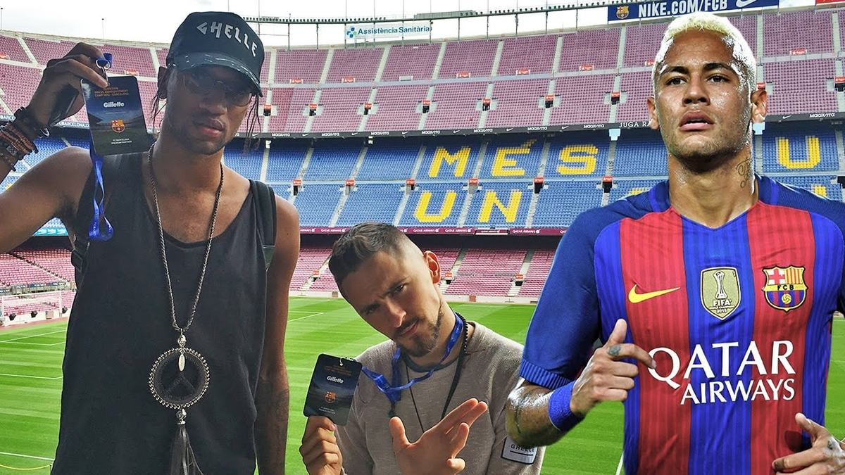 A Day In The Life Of Neymar