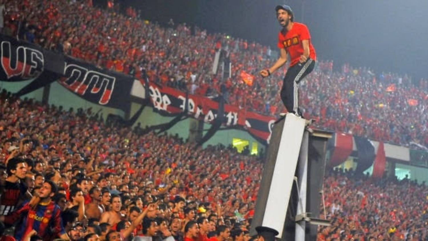Fans Rewrite The Politics Of Egyptian Football