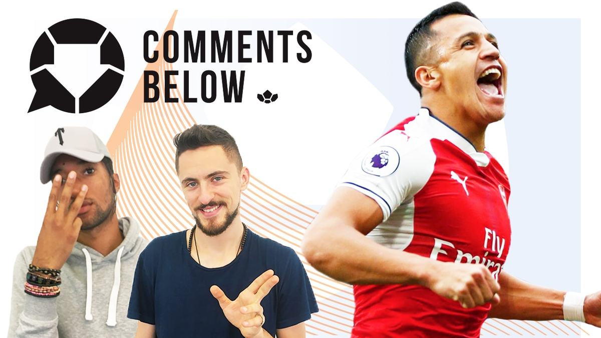 Can Arsenal win the league with Alexis Sanchez up front?