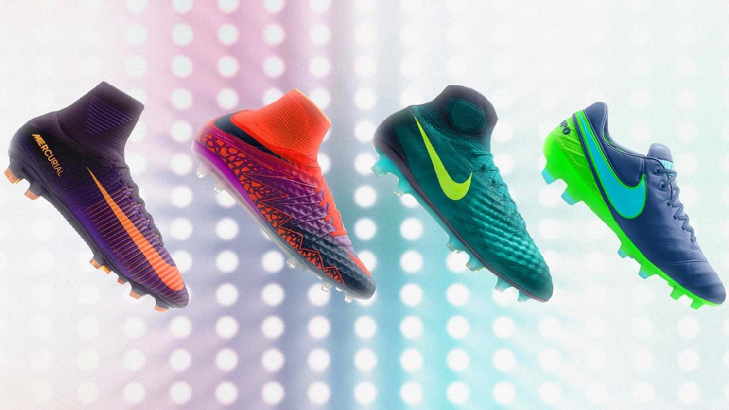 Nike Release Vibrant 'Floodlights' Boot Pack