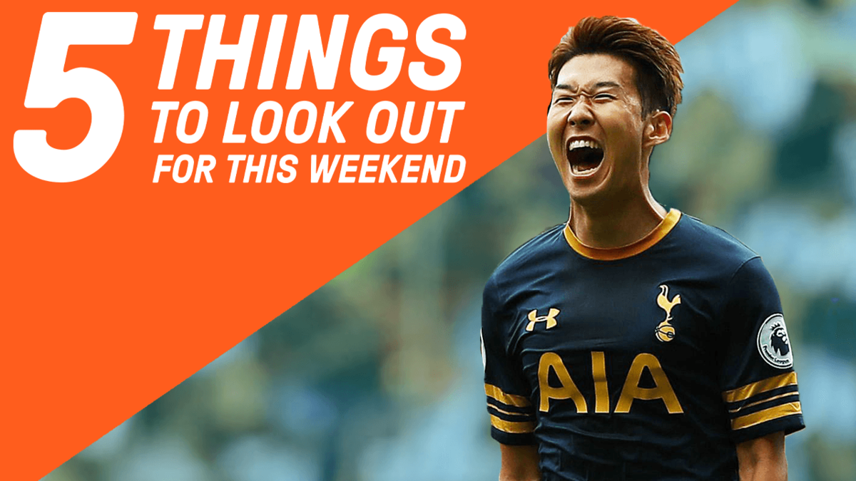 Son To Ruin Man City's Perfect League Start | 5 Things To Look Out For This Weekend