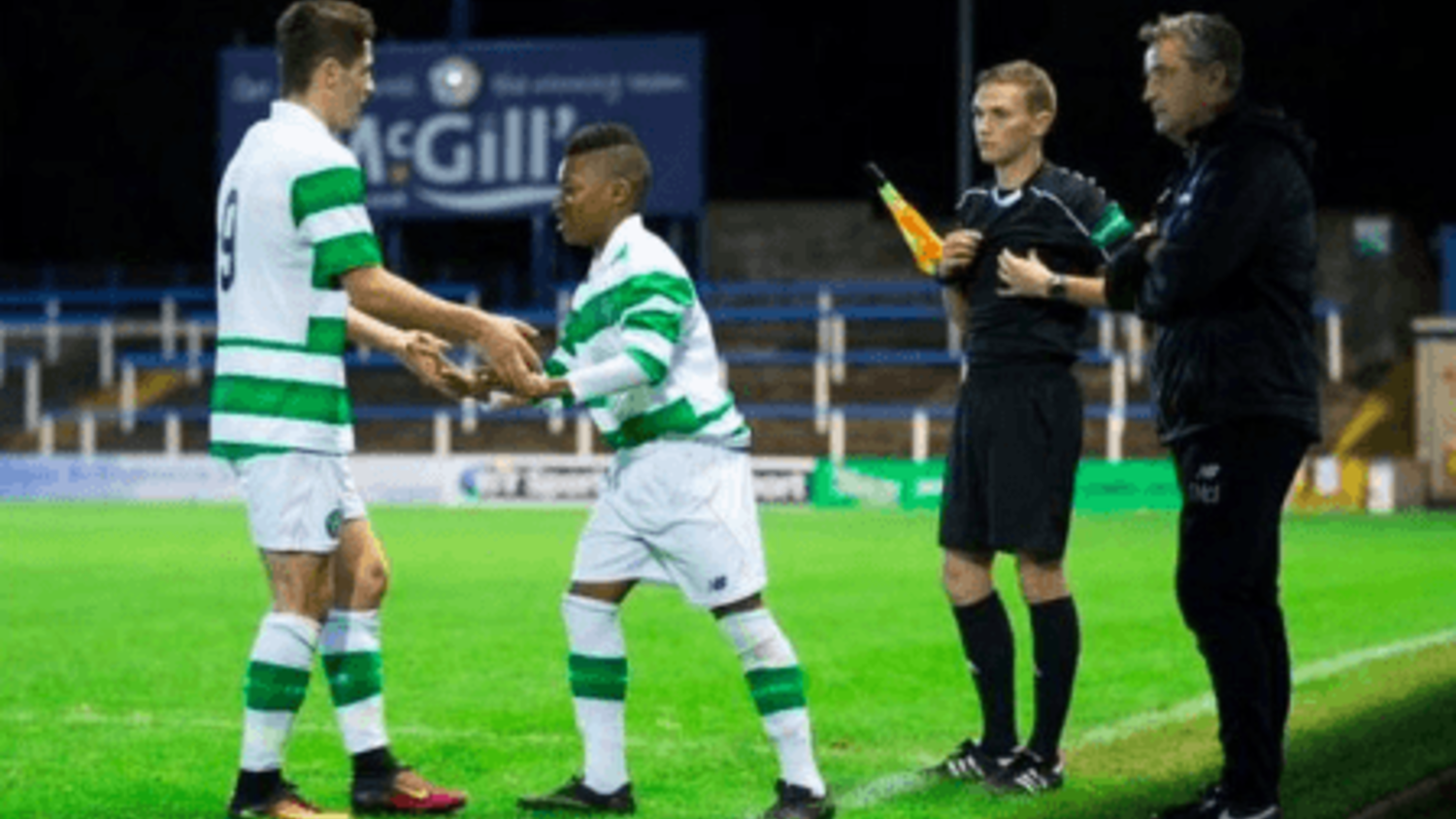 Karamoko Dembele: Wonderkid aged 13 plays for Celtic Under 20's