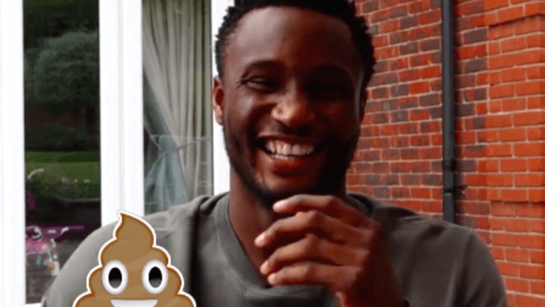 Jon Obi Mikel trolls Chelsea stars in 'Emoji Team-mates'
