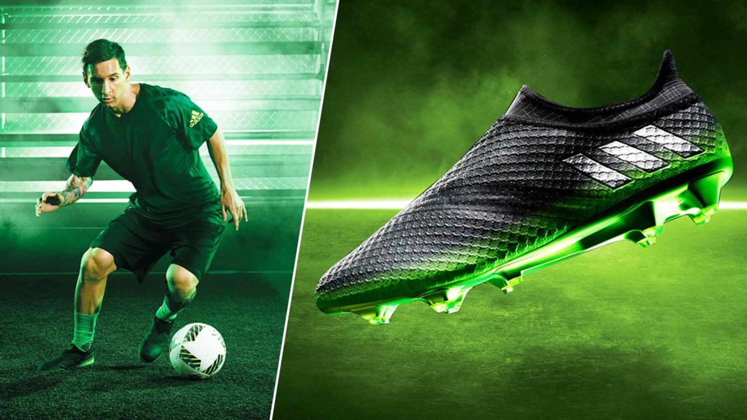 Adidas Release Wicked New Messi 16+ Space Dust Boots