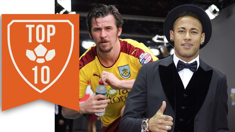 Top 10 Footballers Who've Killed It On Social Media
