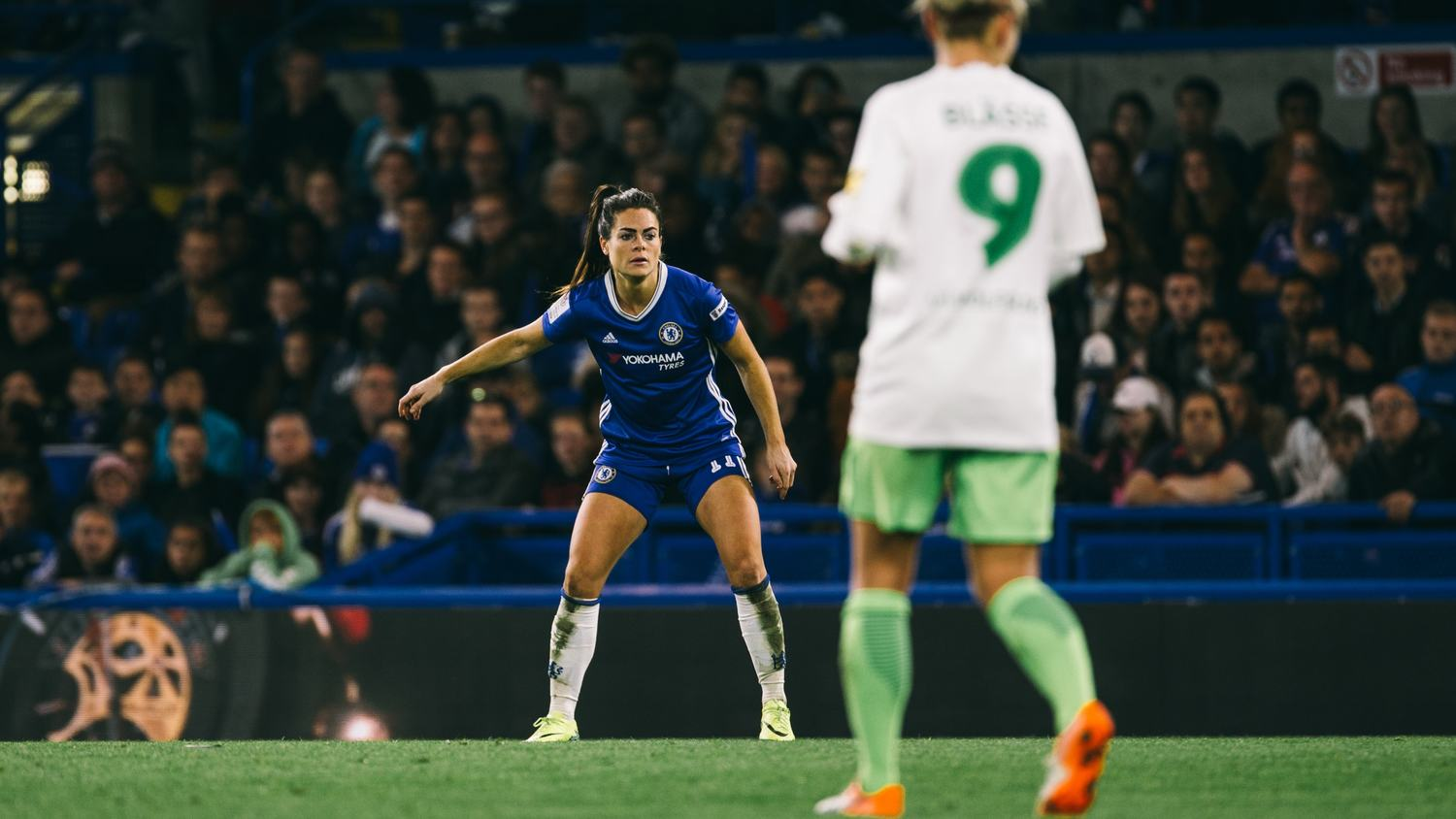 Chelsea vs Wolfsburg | Champions League