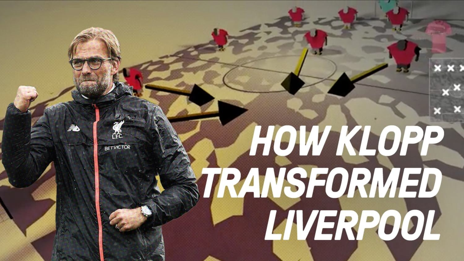 How Klopp Transformed Liverpool