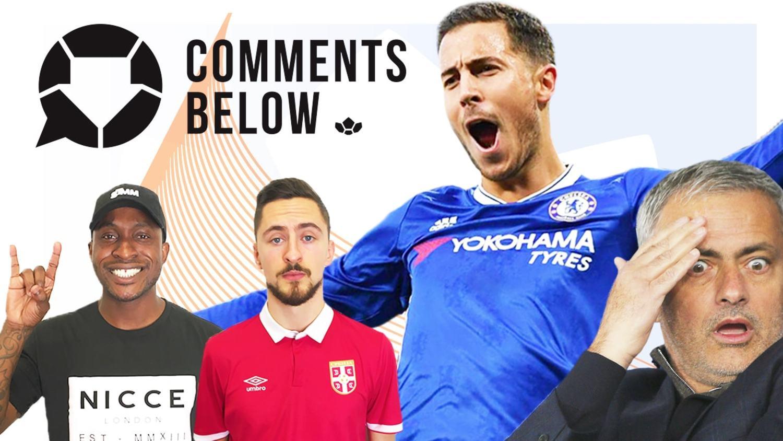 Eden Hazard Humiliates Mourinho and Man United