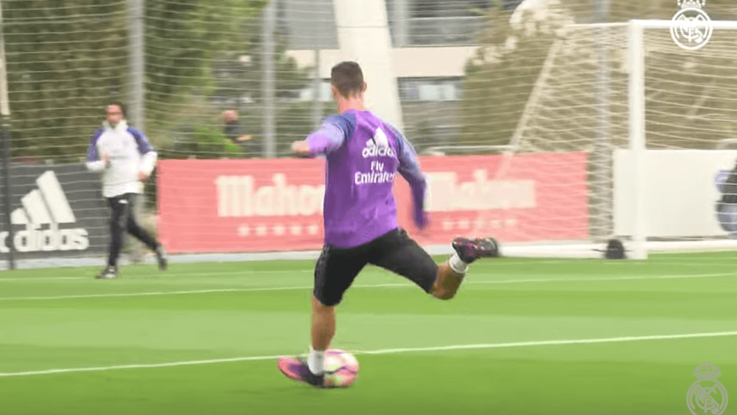Impressive Real Madrid Training with Ronaldo, Bale & Keylor Navas