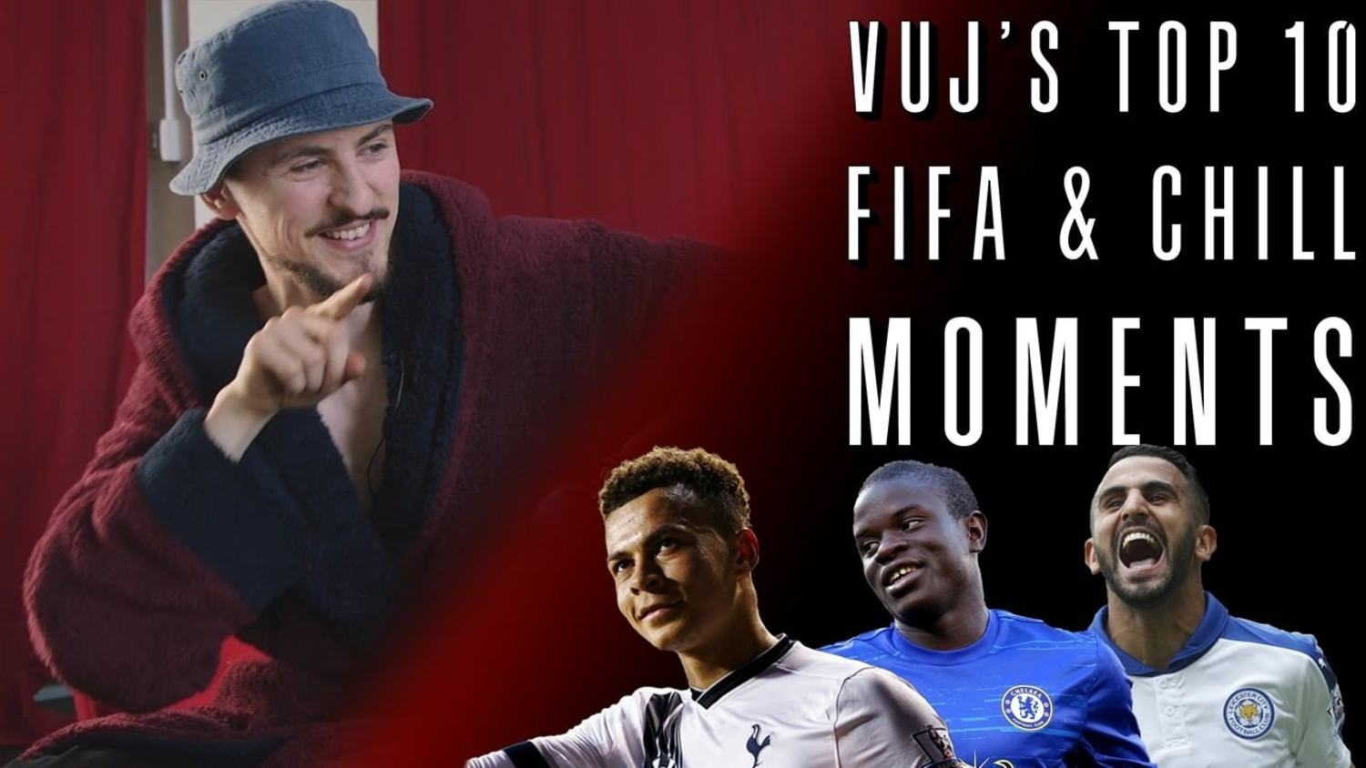 The Top 10 FIFA and Chill Moments ft. Alex Iwobi & Stormzy