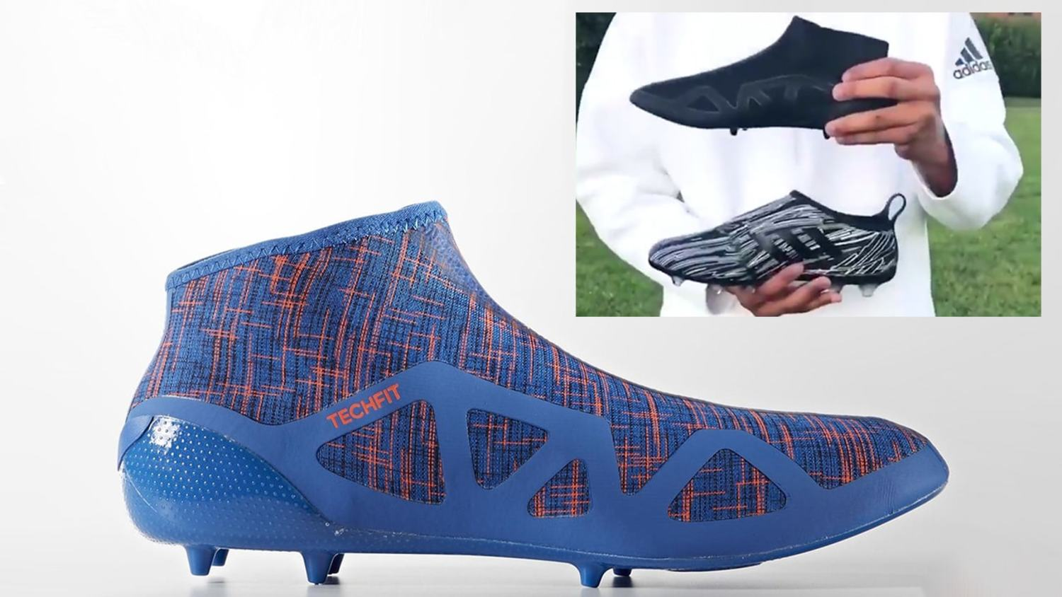 Adidas Release Incredible Customisable 'Glitch' Boots