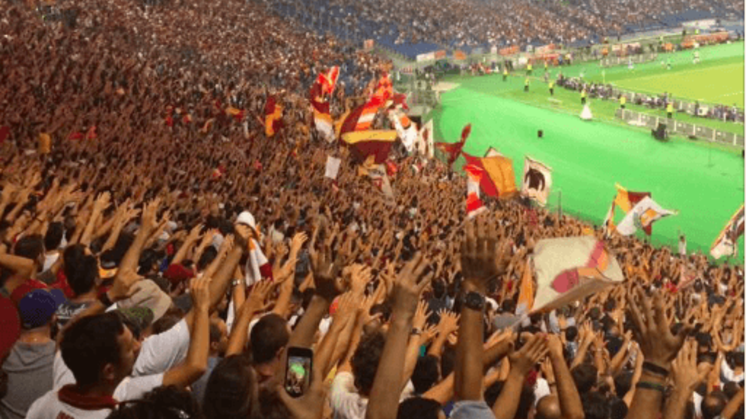 Why AS Roma need their ultras back
