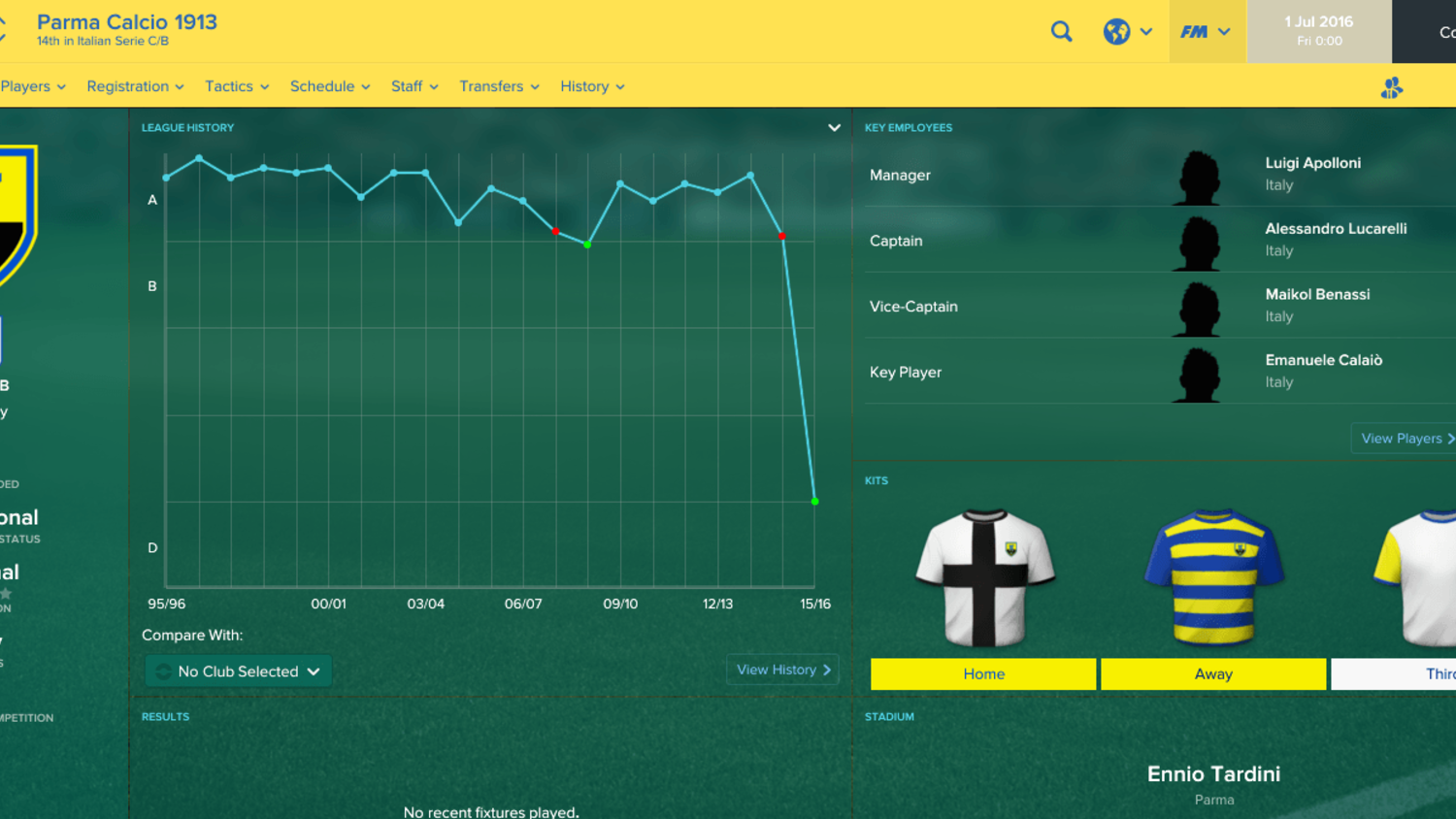 5 Tough Football Manager 2017 Challenges You Should Attempt