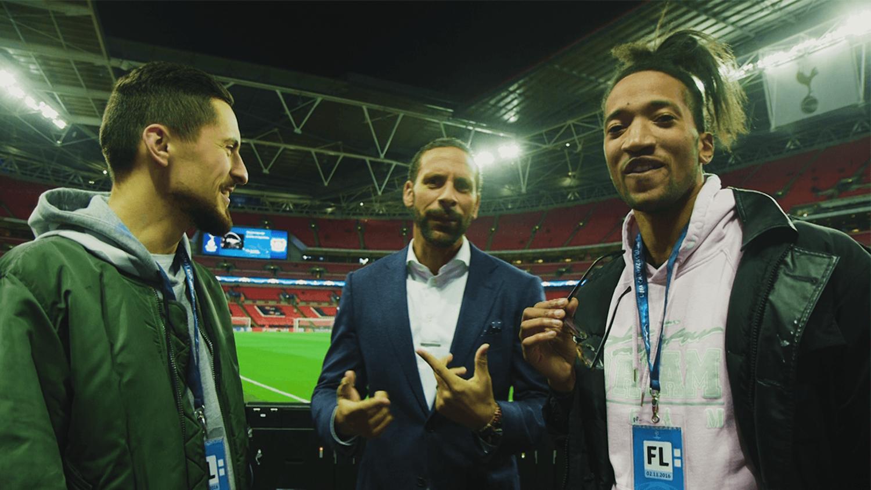 Behind the Scenes at Tottenham Hotspur-Bayer Leverkusen