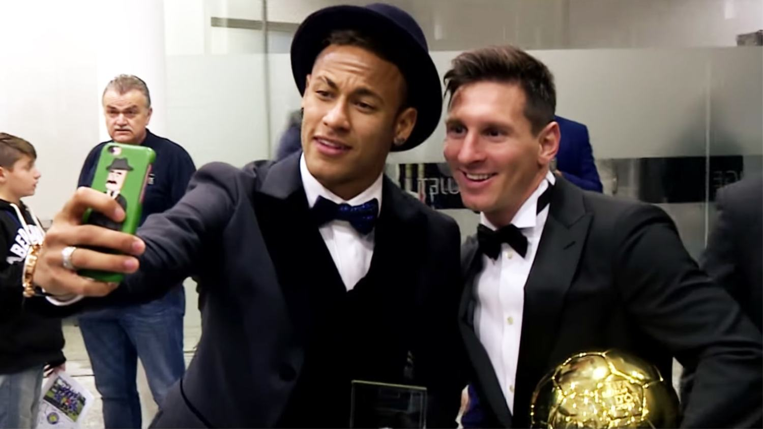 FC Barcelona Release Video of Messi and Neymar's Football Bromance
