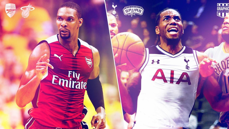 Part 2: If European Football Teams Were NBA Franchises