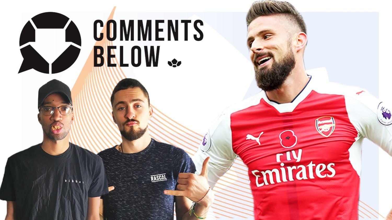 Is Giroud A Better Striker Than Alexis Sanchez?