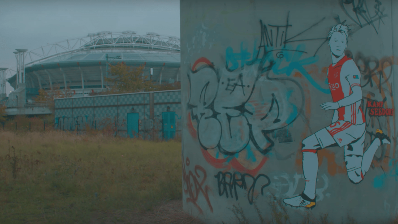 Ajax Stars of The Future ft Kasper Dolberg | Europa Nights #NeverFollow