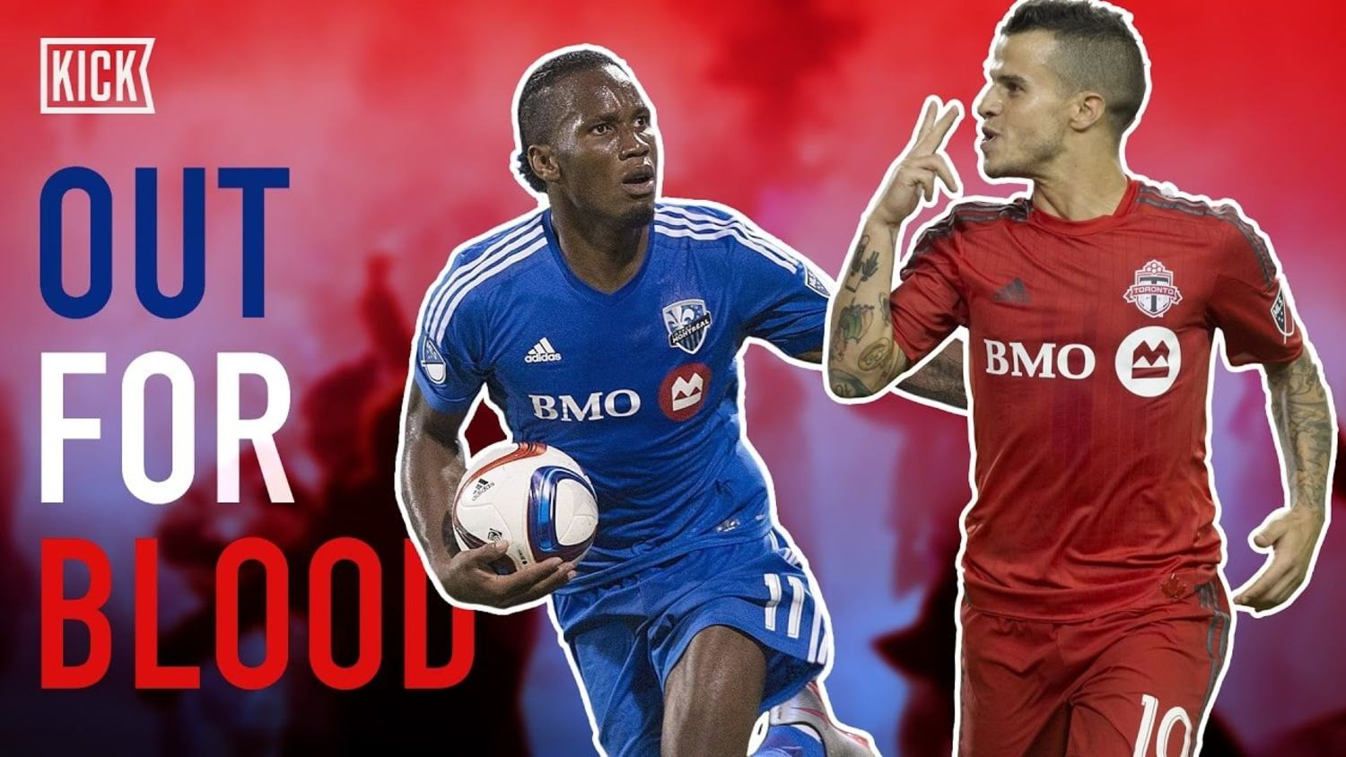 Is This The Most Intense Derby In North America? | Montreal Impact vs Toronto FC