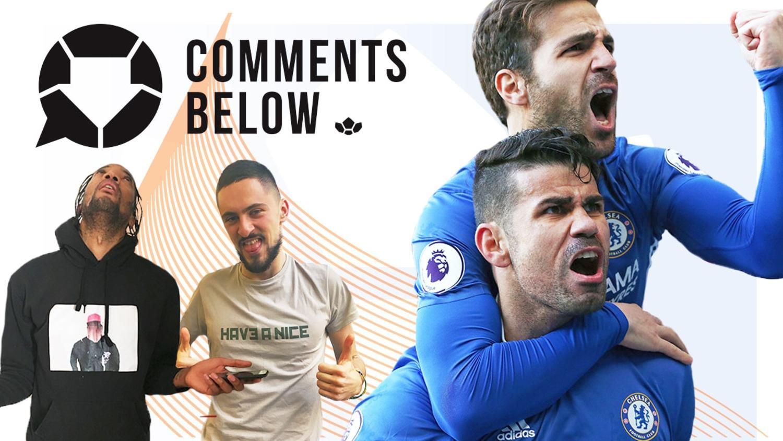 Is Diego Costa the best striker in the world?