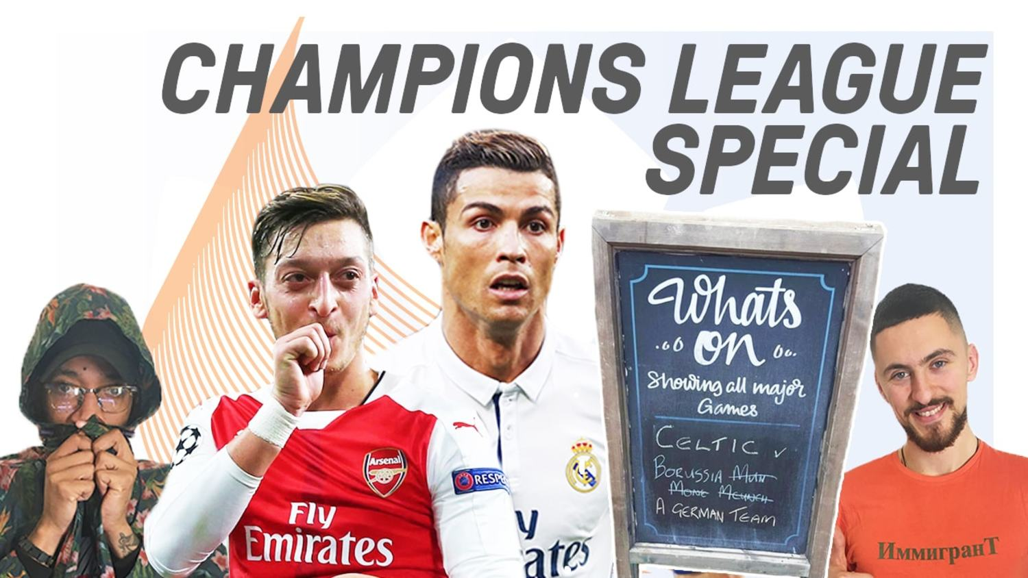 Champions League Draw Reaction and Roundup!