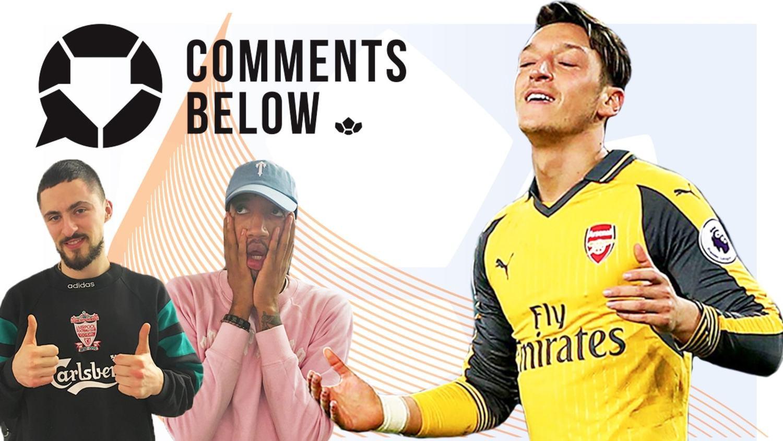 Does Lazy Mesut Ozil Sum Up Arsenal?