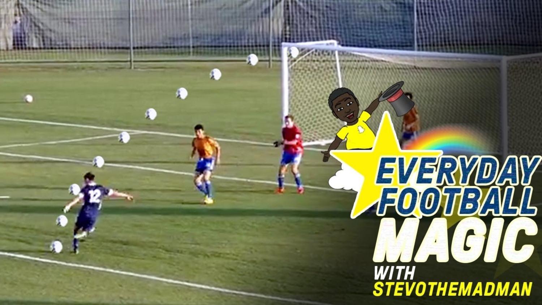 Crazy Sunday League Goals | Everyday Football Magic with StevoTheMadman