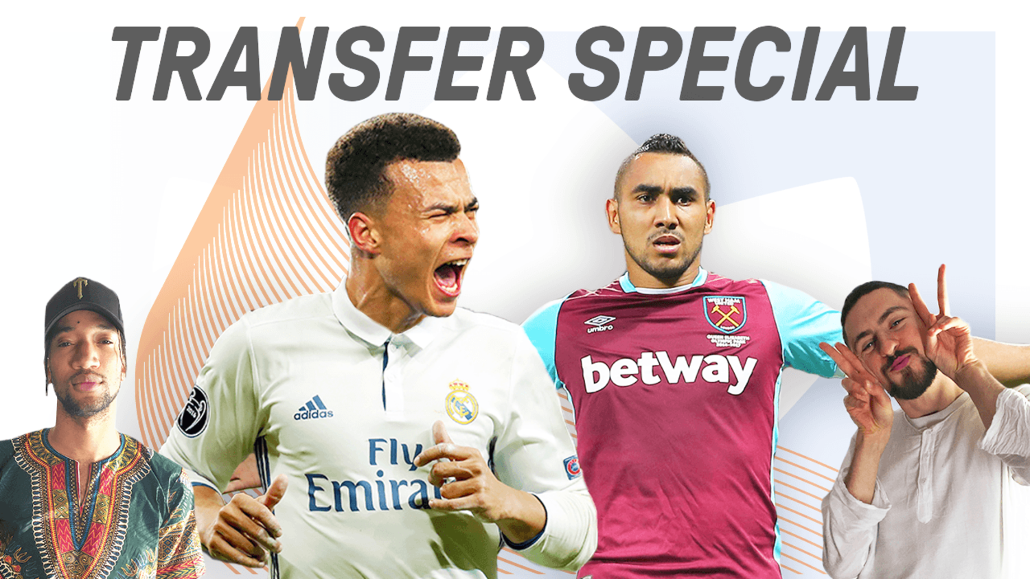 Is Dele Alli Off To Real Madrid? Transfer Rumours Special