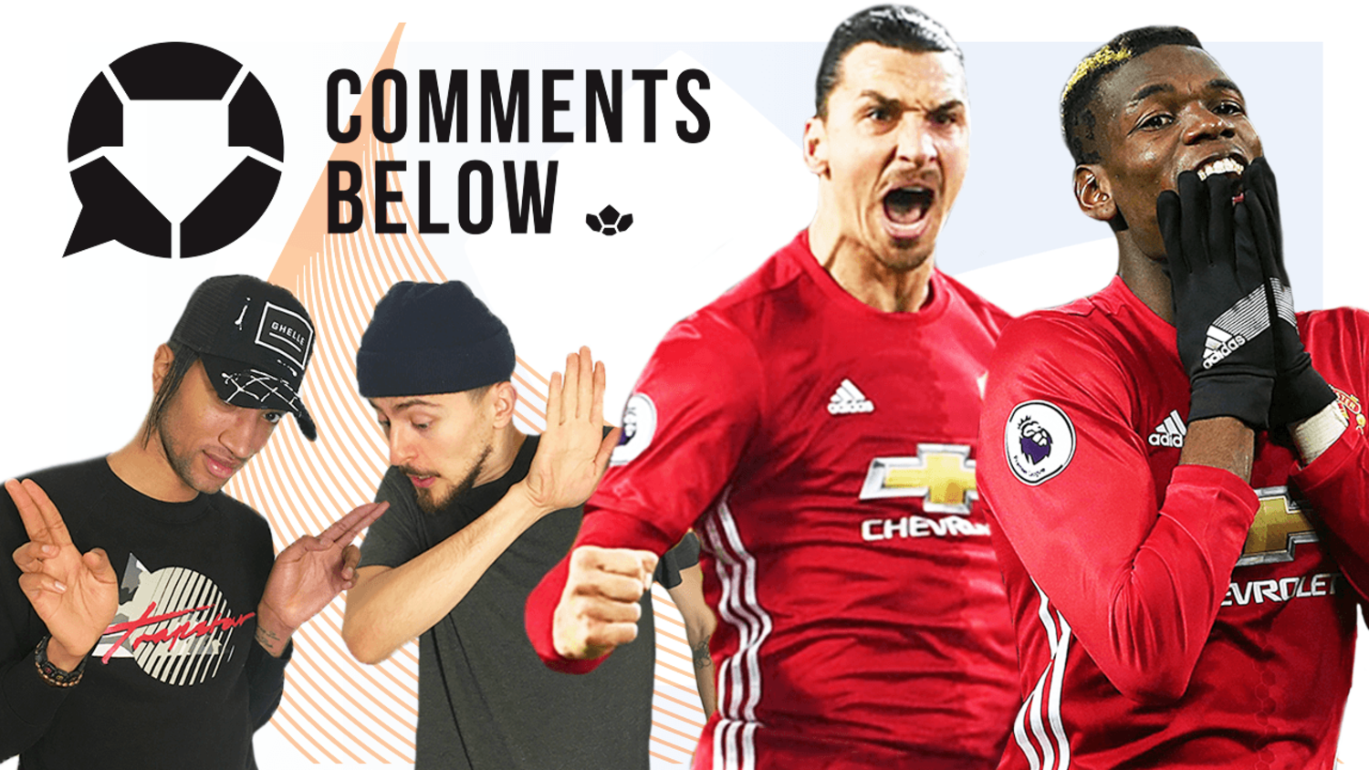 Zlatan Saves Pogba From Penalty Nightmare Against Liverpool