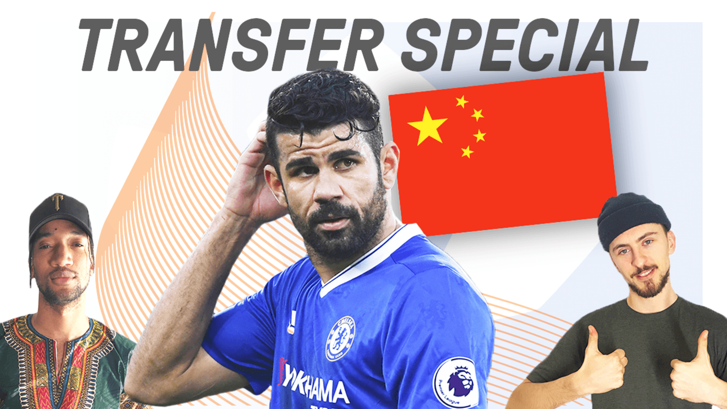 Will Diego Costa Ditch Chelsea For China?