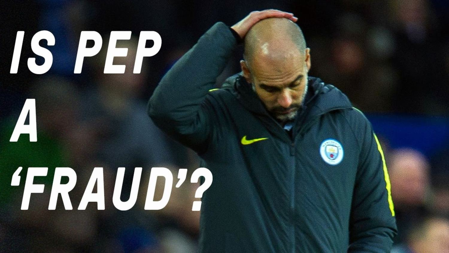 Is Pep a 'Fraud'? | Manchester City's Season So Far