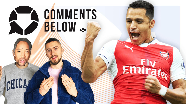 Alexis Sanchez Saves Arsenal's Title Challenge