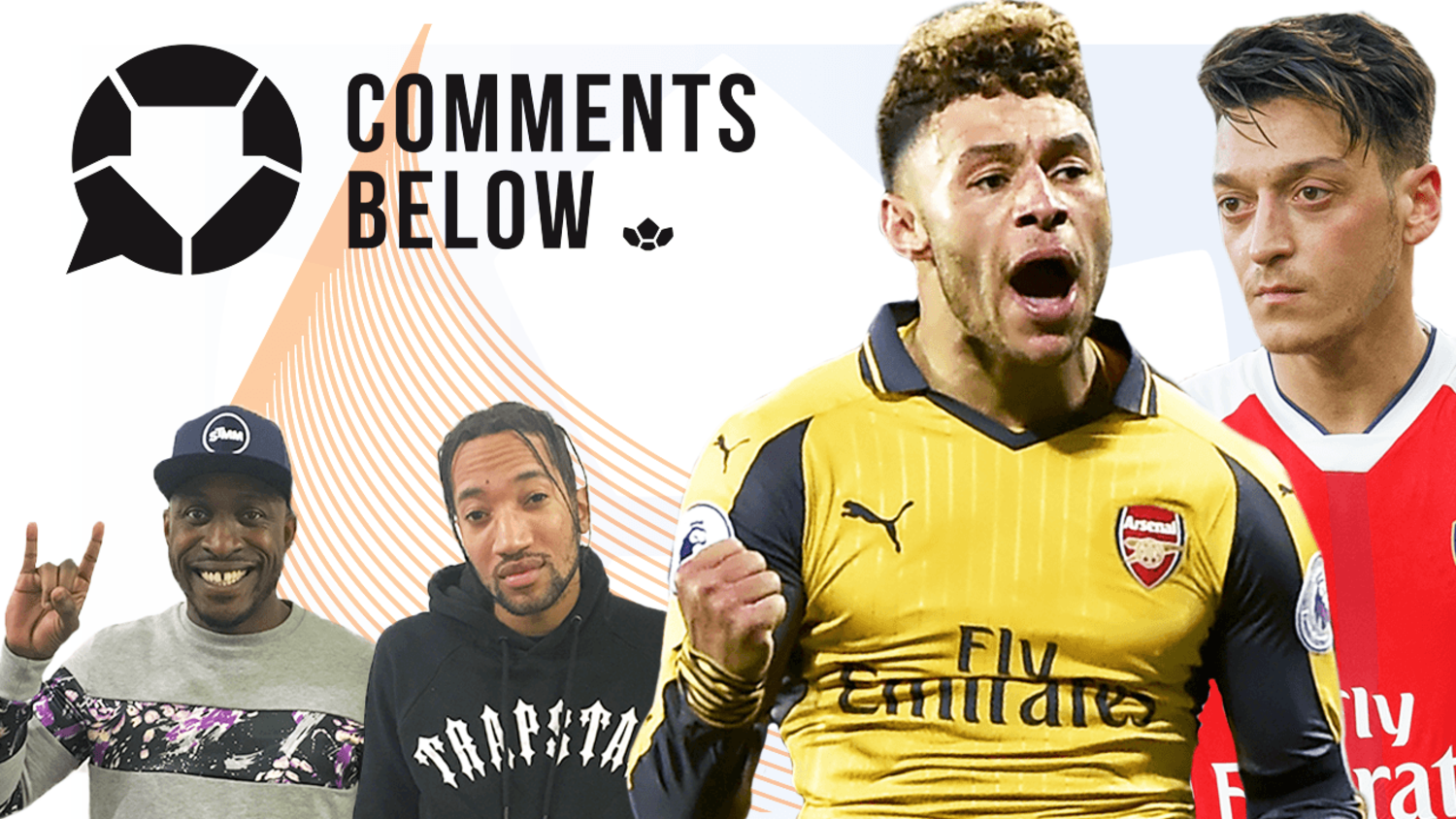 Is Oxlade-Chamberlain the next Mesut Ozil?