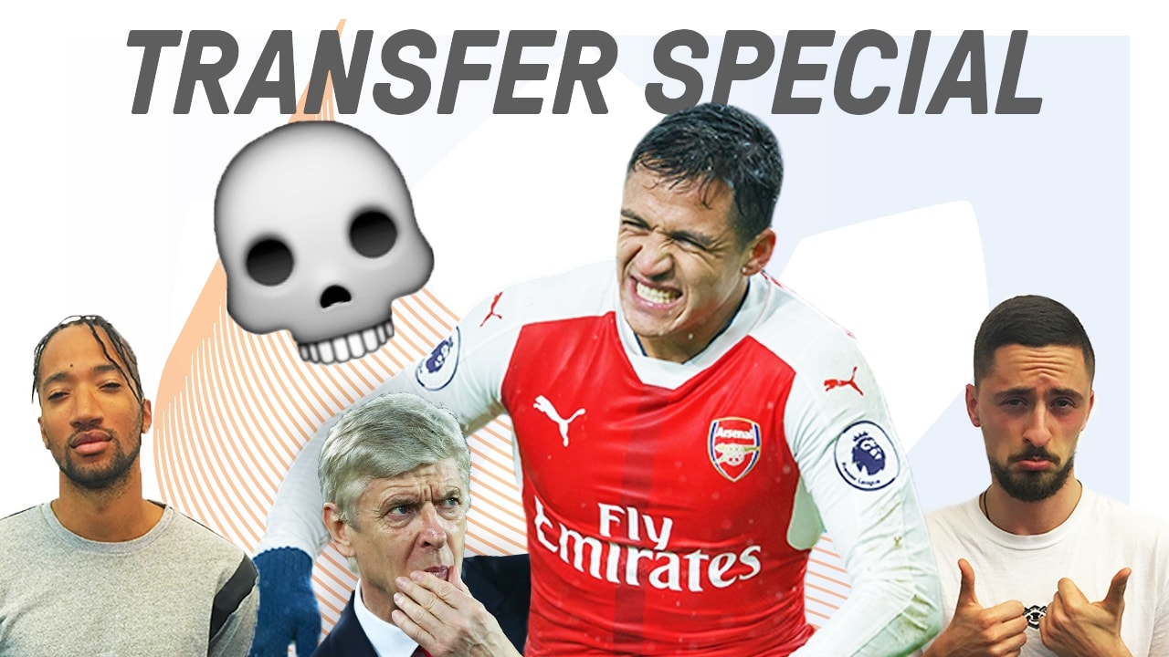 Arsenal Title Hopes Deader Than Deadline Day! Comments Below Transfer Special
