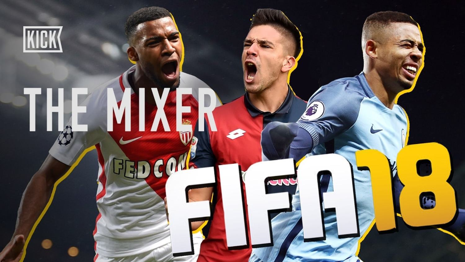 7 Wonderkids To Watch For In FIFA 18 - The Mixer