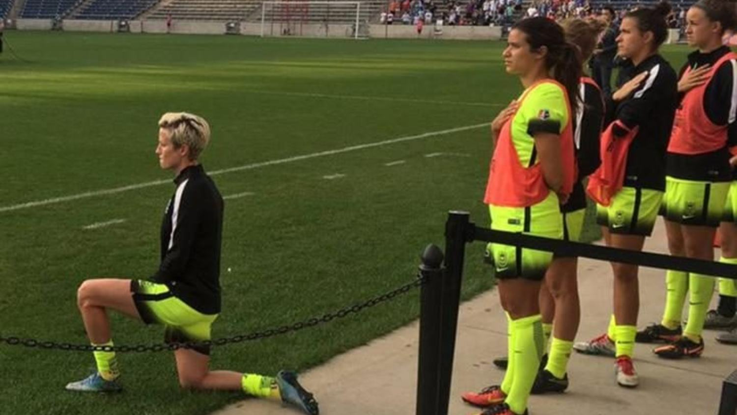 Where's Rapinoe? | USWNT star not on new roster