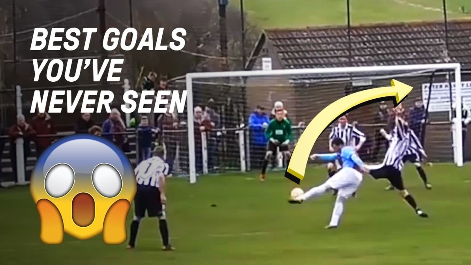 The Best Goals You've Never Seen - Everyday Football Magic